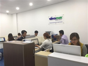 VINACUS SGN OFFICE