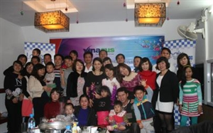 VINACUS YEAR END PARTY 2013