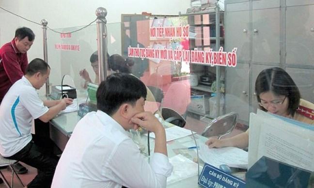 Giấy phép đăng ký đăng kiểm thiết bị cơ giới nhập khẩu